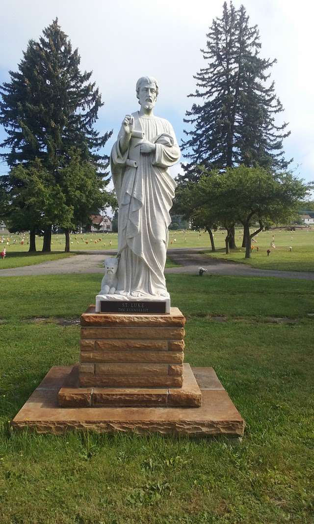 Forest Lawn Memorial Park Cemetery In Johnstown Pa